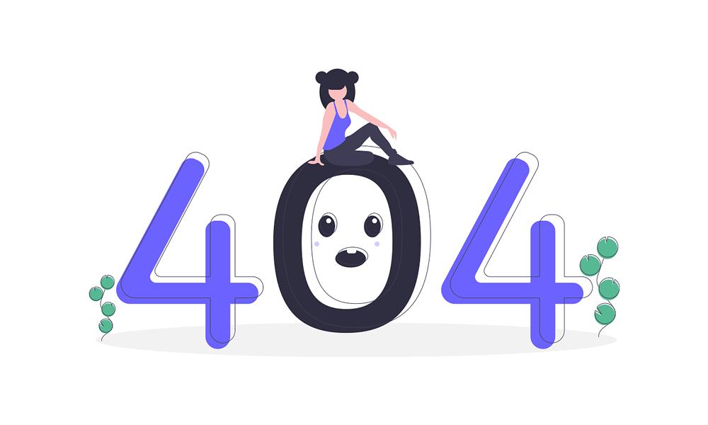 404ページの必要性を解説